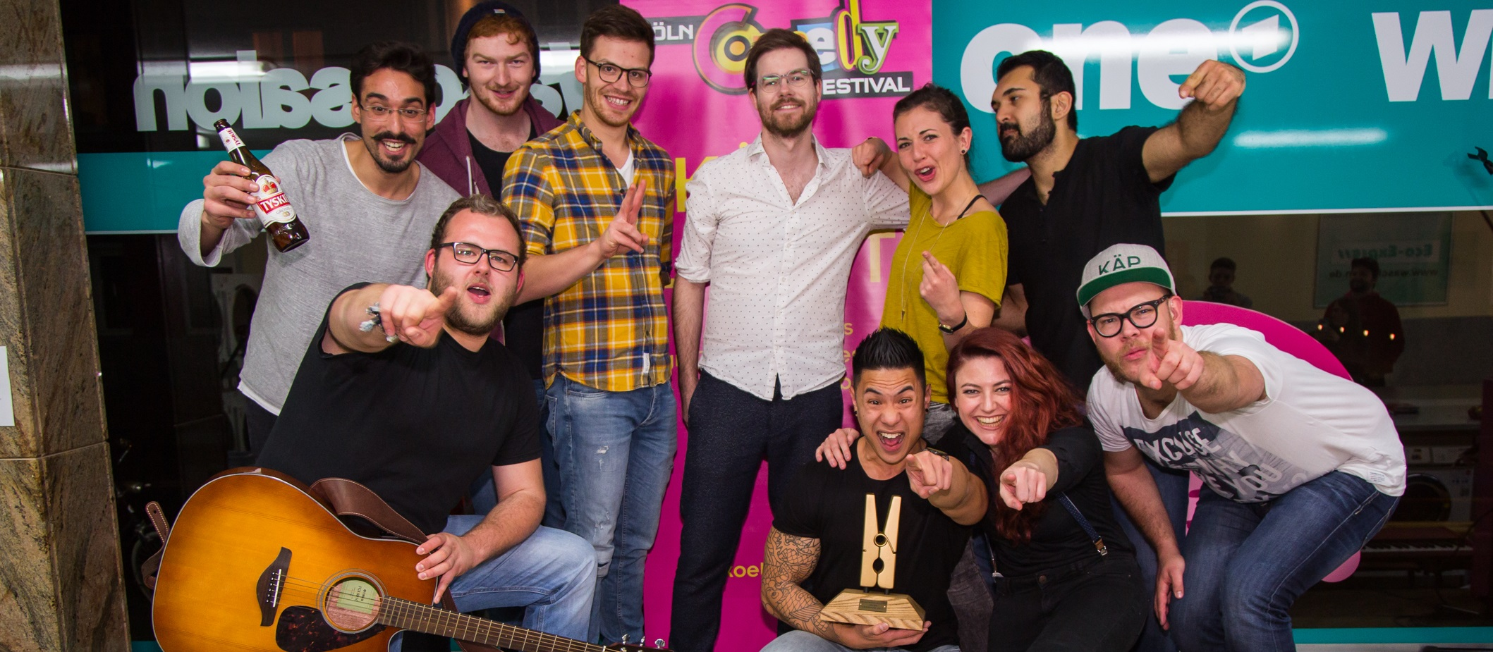 Der NightWash Talent Award
